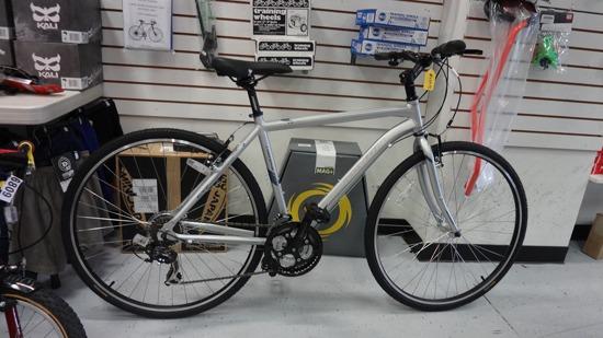 marin larkspur hybrid bikes