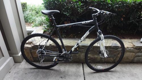khs ultra sport bike