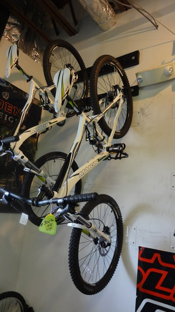 new marin bikes in stock