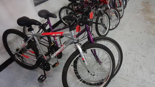 used bikes 17