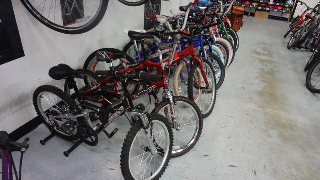 used bikes 18
