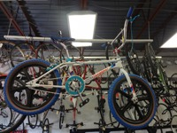 Limited Edition Haro Freestyler
