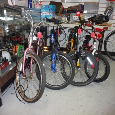 September Used bikes