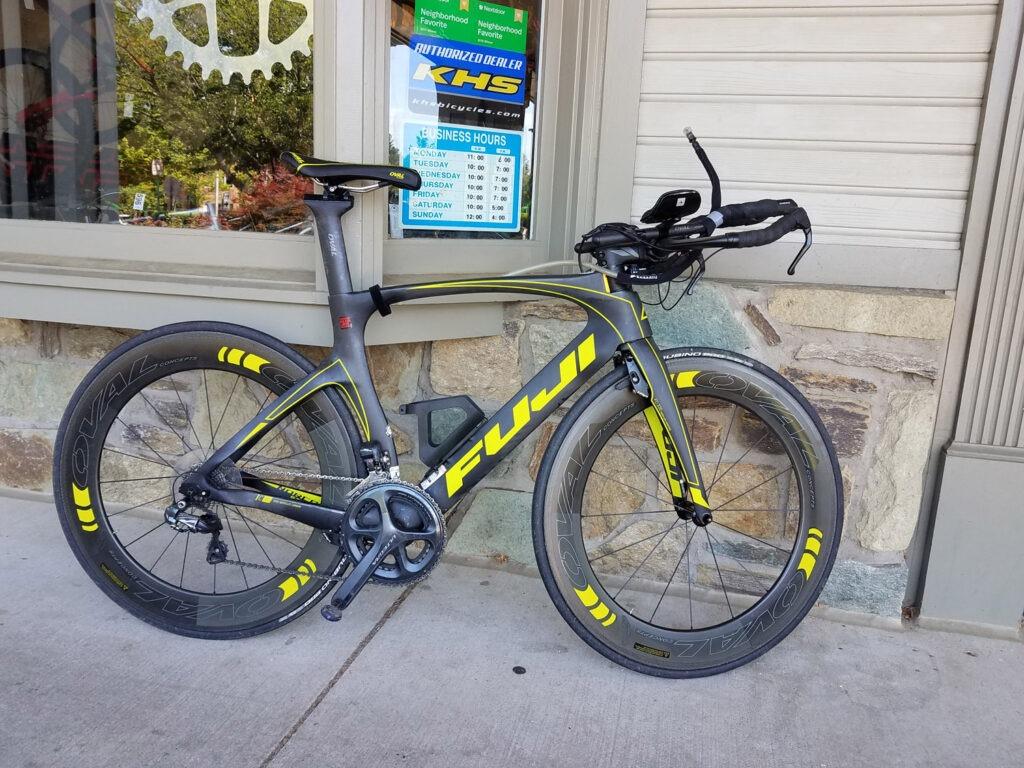 Fuji Bikes - The Bike Shop