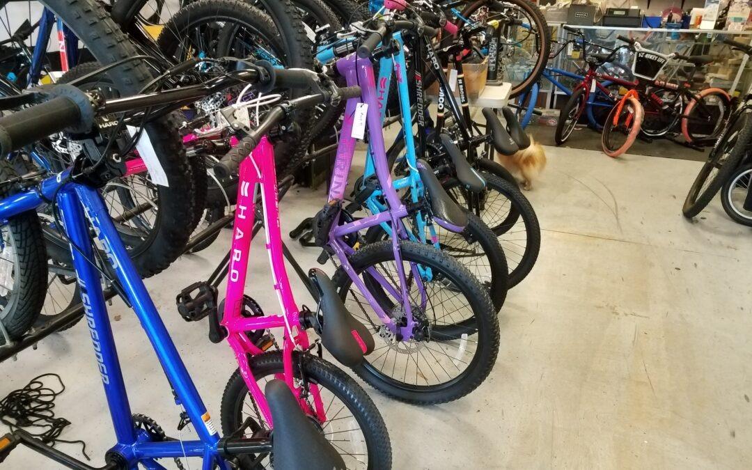 Haro Bikes Update